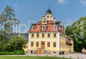 Baroque castle Belvedere