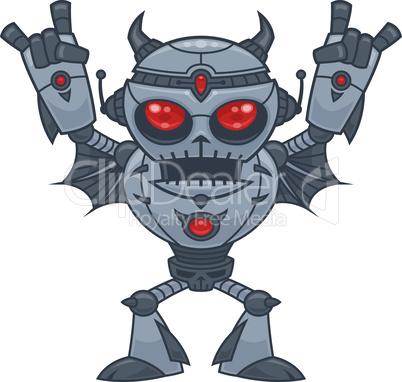 Metalhead - Heavy Metal Robot