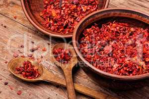 Spicy chili powder