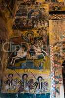 Abreha Atsbeha Christian church in Tigray, Ethiopia