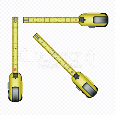 tape measure tool set