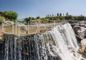 Niagara falls in Montenegro