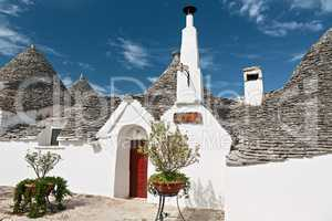 Handicraft museum in a typical Trullo in Alberobello, Puglia, It