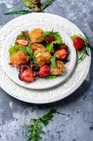 Dietary summer salad