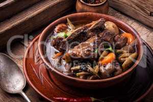 Dish Beef Bourguignon