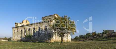 Abandoned church in Kamenka, Ukraine
