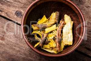 Barberry dried root
