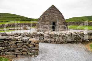 Gallarus Oratory in the Dingle Peninsula, County Kerry in Ireland