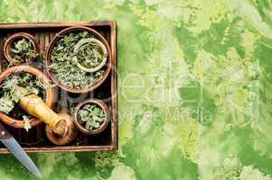 Natural medical herbs