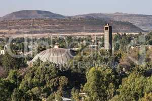 Church of Our Lady St. Mary of Zion Axum, Ethiopia.