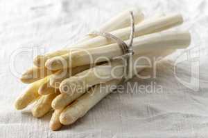 weißer Spargel