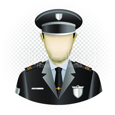 human template policeman
