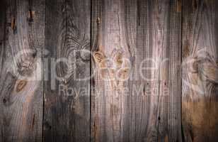 background of parallel old gray wooden  boards