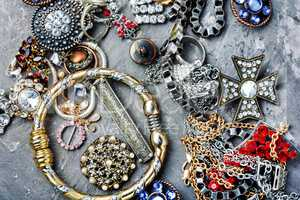 Jewelry and bijouterie.