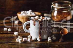 Cocoa with Marshmallows.