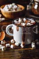 Cocoa with Marshmallow.