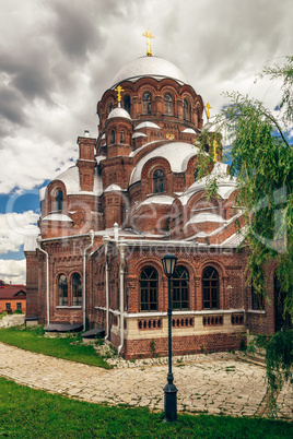 Church of the Theotokos Joy of All Who Sorrow.