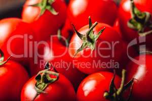 Cherry Tomatoes Backdrop