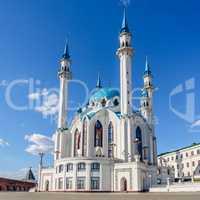 Qol Sharif Mosque.