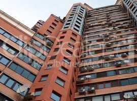 brick penthouse