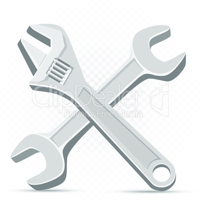 wrench repair icon