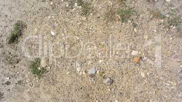 Gravel on Ground