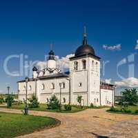 Temple of St. Sergius of Radonezh.