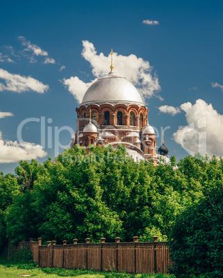 Church of Theotokos Joy of All Who Sorrow.