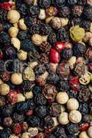Peppercorn Mix Background.