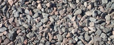 gravel for background