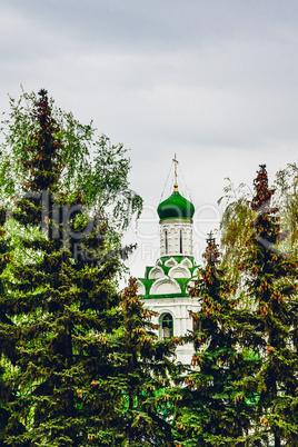 Church of St. John the Baptist Monastery.
