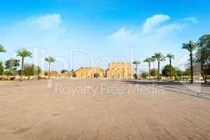 Luxor Temple Square