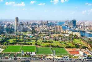 Cairo aerial View