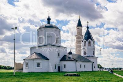 Dormition Church. Bolghar, Russia.