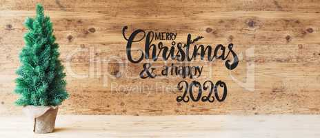 Christmas Tree, Merry Christmas And A Happy 2020