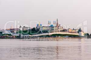 View of the Kazan Kremlin