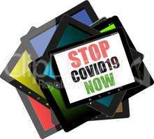 Pandemic stop Novel Coronavirus outbreak covid-19 2019-nCoV symptoms