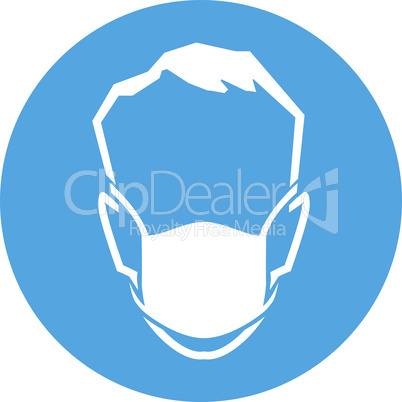 Warning and quarantine sign. Lockdown Pandemic stop Novel Coronavirus outbreak covid-19 2019-nCoV. Travel with mouth cap mask Vector mouthcap protect icon Lock down sign