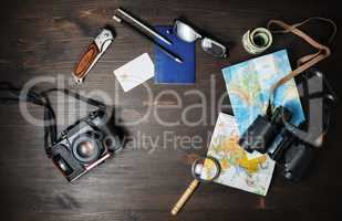 Planning travel vacations