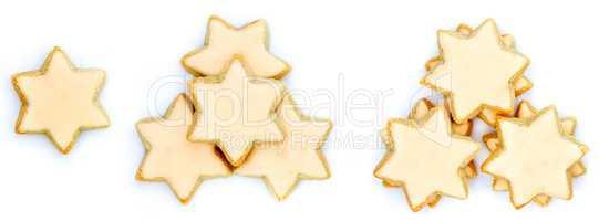 many cinnamon stars